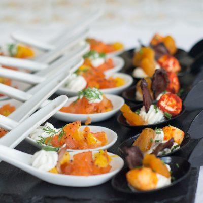 Appetizers voor een spetterend begin van je dinner party
