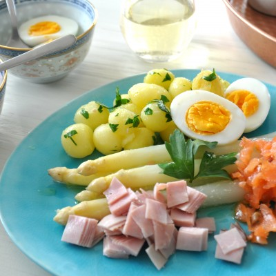 ✩ So Celebrate Spring! ✩ heerlijk aspergegerecht
