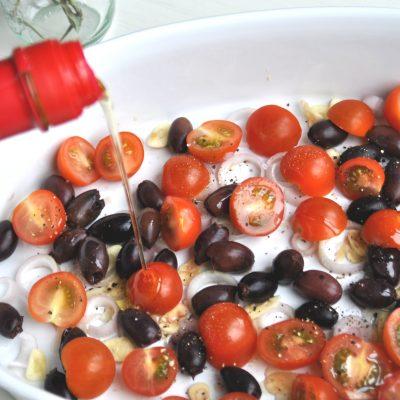 Deze Italiaanse ovenschotel met kip is perfect voor een etentje