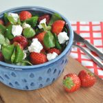Maak een feestje van je lunch met deze heerlijke zomersalade