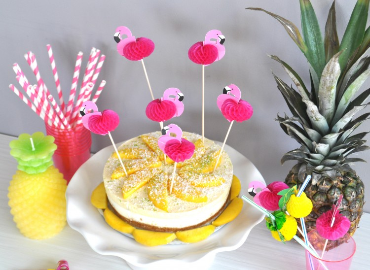 flamingo cake toppers2