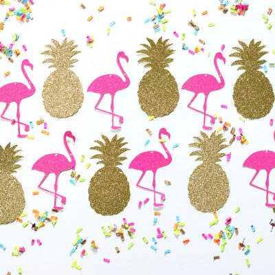 Party like a Pineapple, Swing like a Flamingo