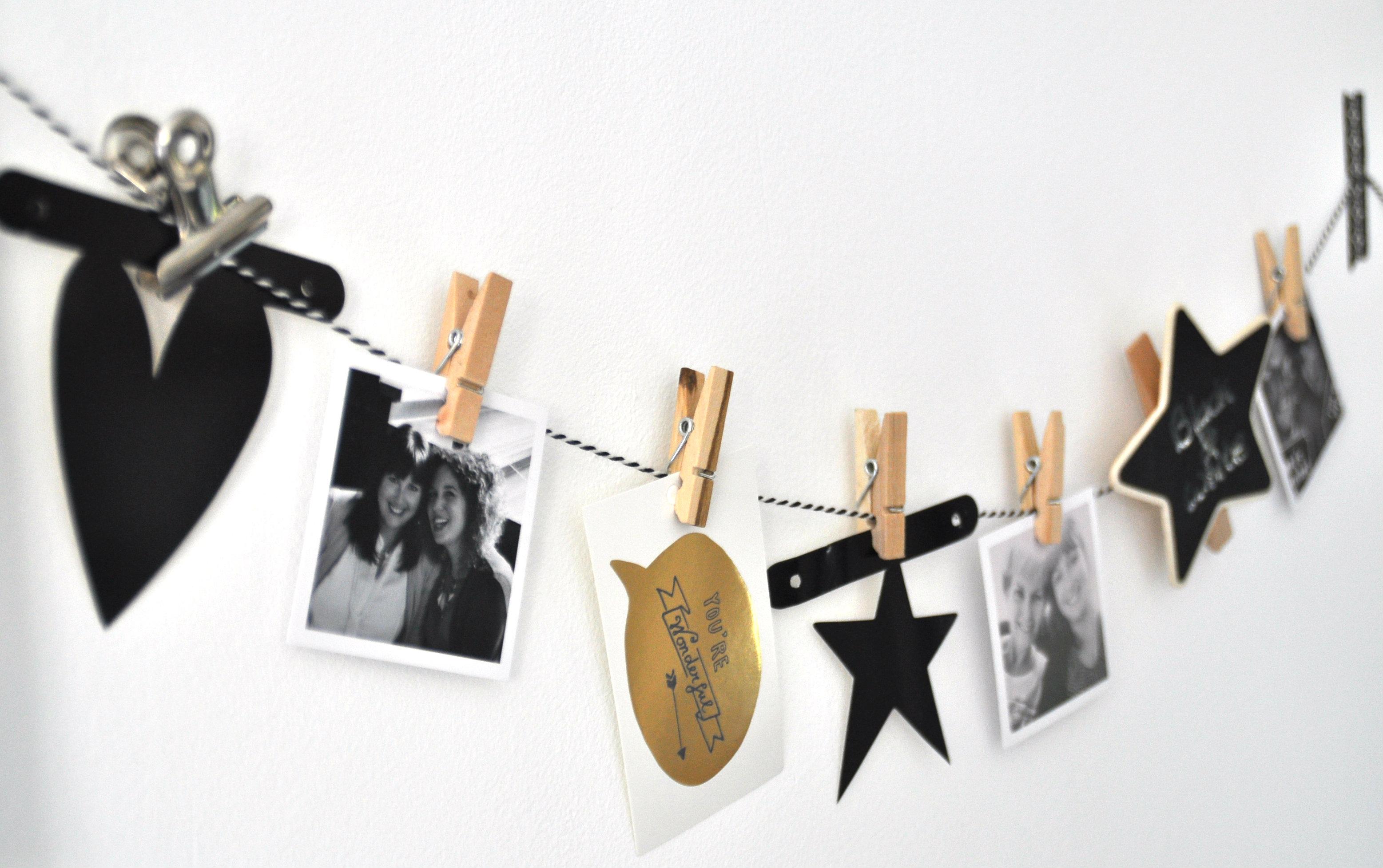 Spiksplinternieuw Feestje in zwart & wit: ideeën & decoratie-inspiratie! AG-86