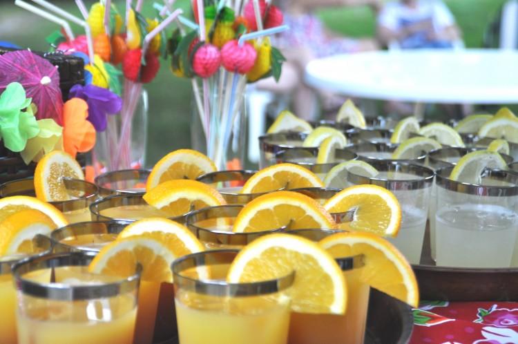 tropisch feestje