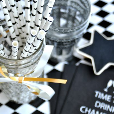 ☆★ So Celebrate your Black & White Party ★☆