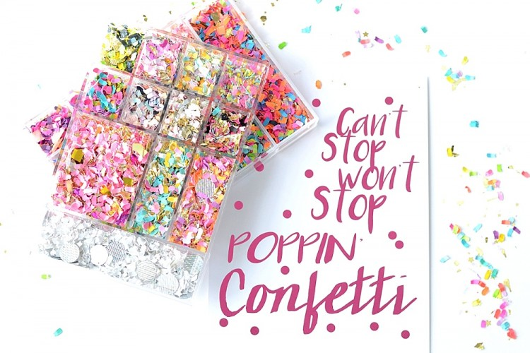 Foto: The Confetti Bar Prints Credit: Dreamy Panda