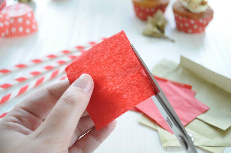 cupcake toppers maken papier