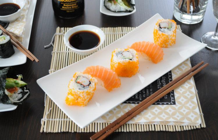 sushi party 2