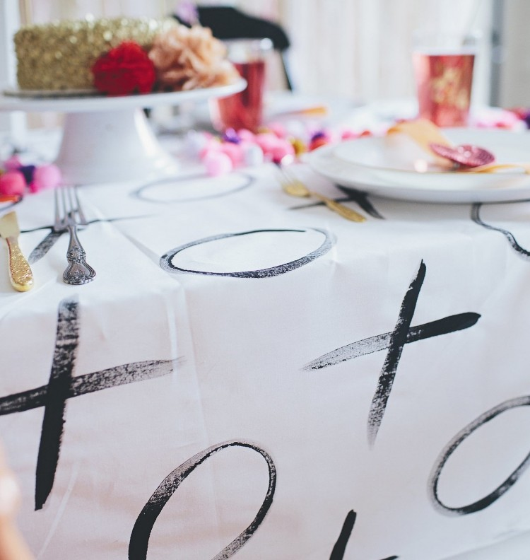 DIY-Tablecloth