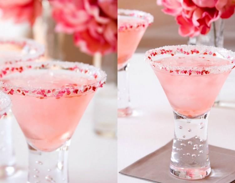 Rode & roze cocktails voor Valentijnsdag - So Celebrate!