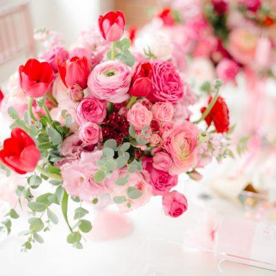 Decoratie voor je Valentijnsdiner