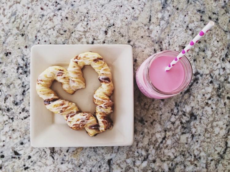 Verwonderend Recepten voor het Valentijnsontbijt - So Celebrate! NF-91