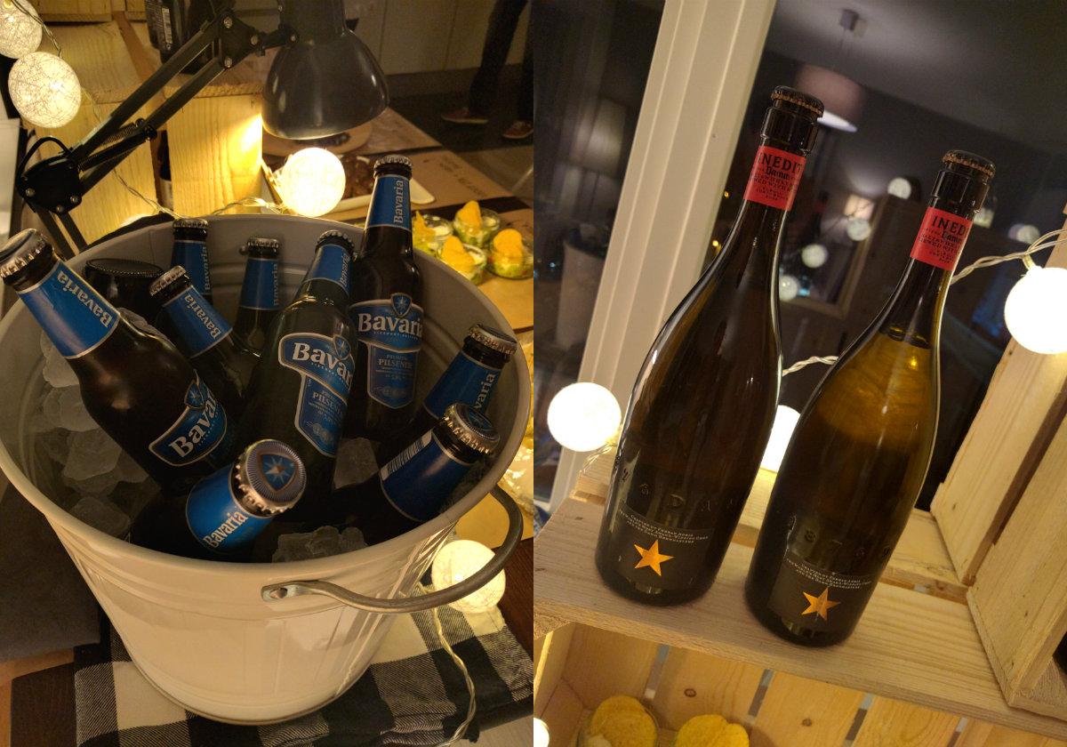 bierproeverij organiseren biertjes
