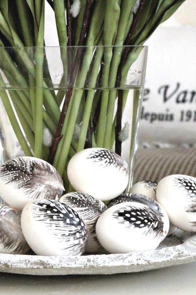 Originele manieren om paaseieren te versieren