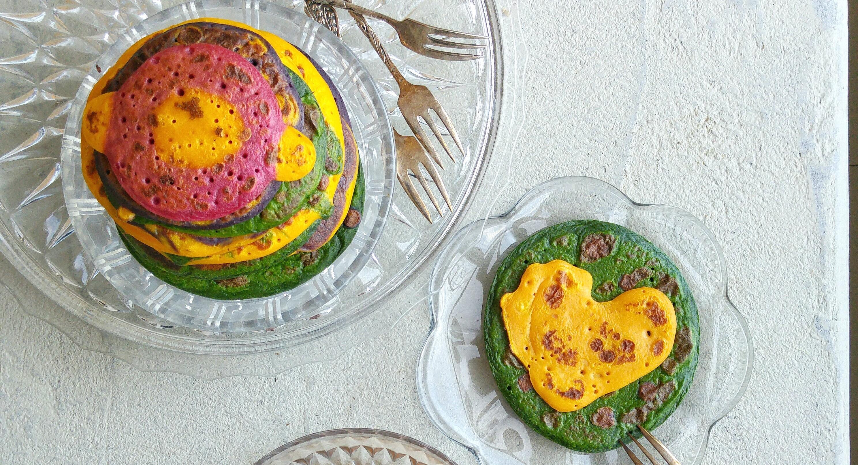 regenboog-pannenkoekjes-pasen-recept