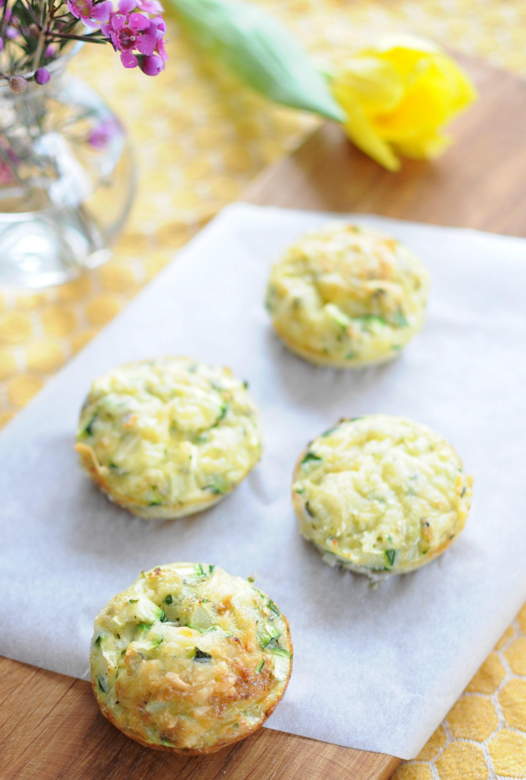 muffins voor Pasen