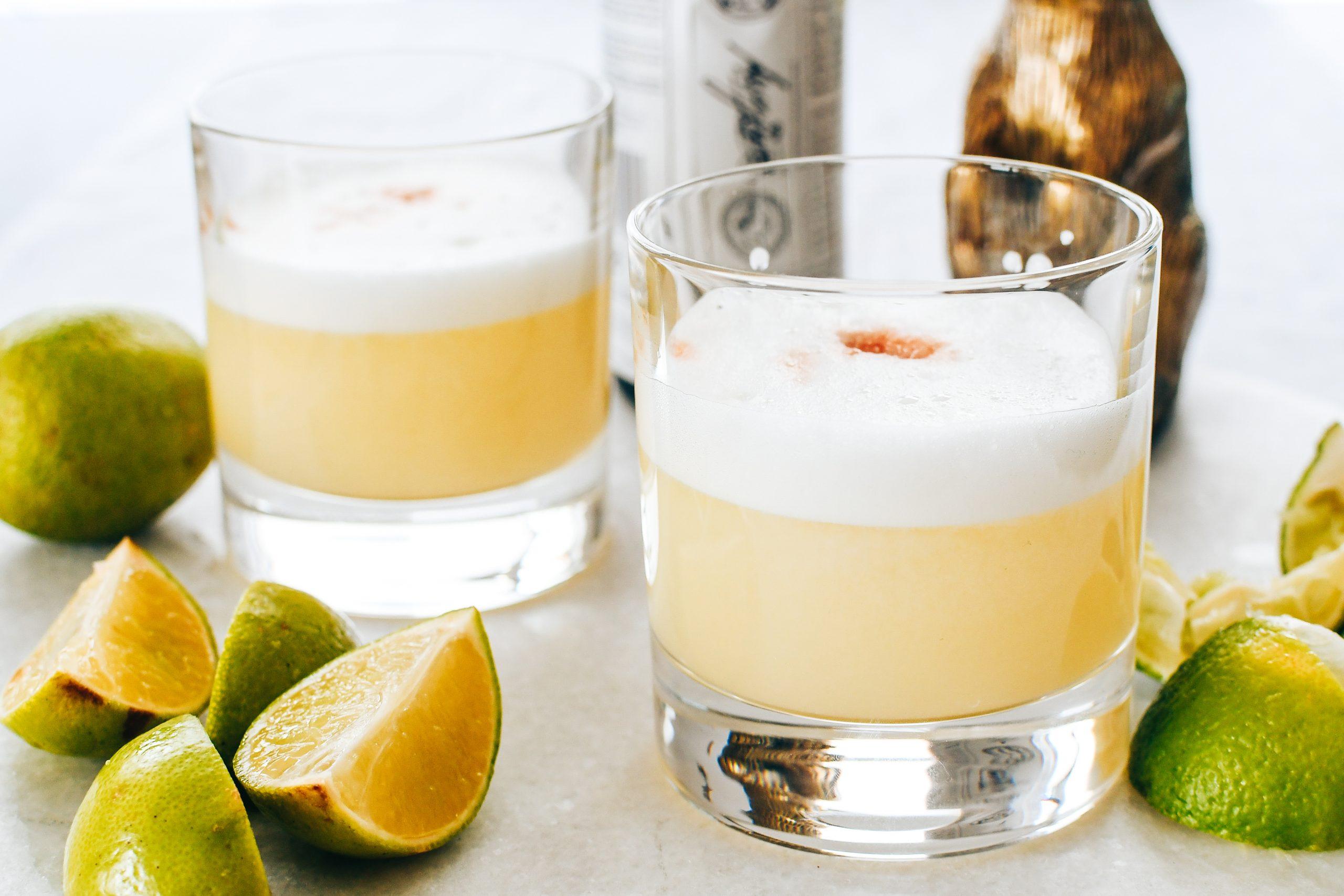 pisco sour recept cocktail