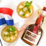Mandarijn Mojito ~ Oranje cocktail voor koningsdag