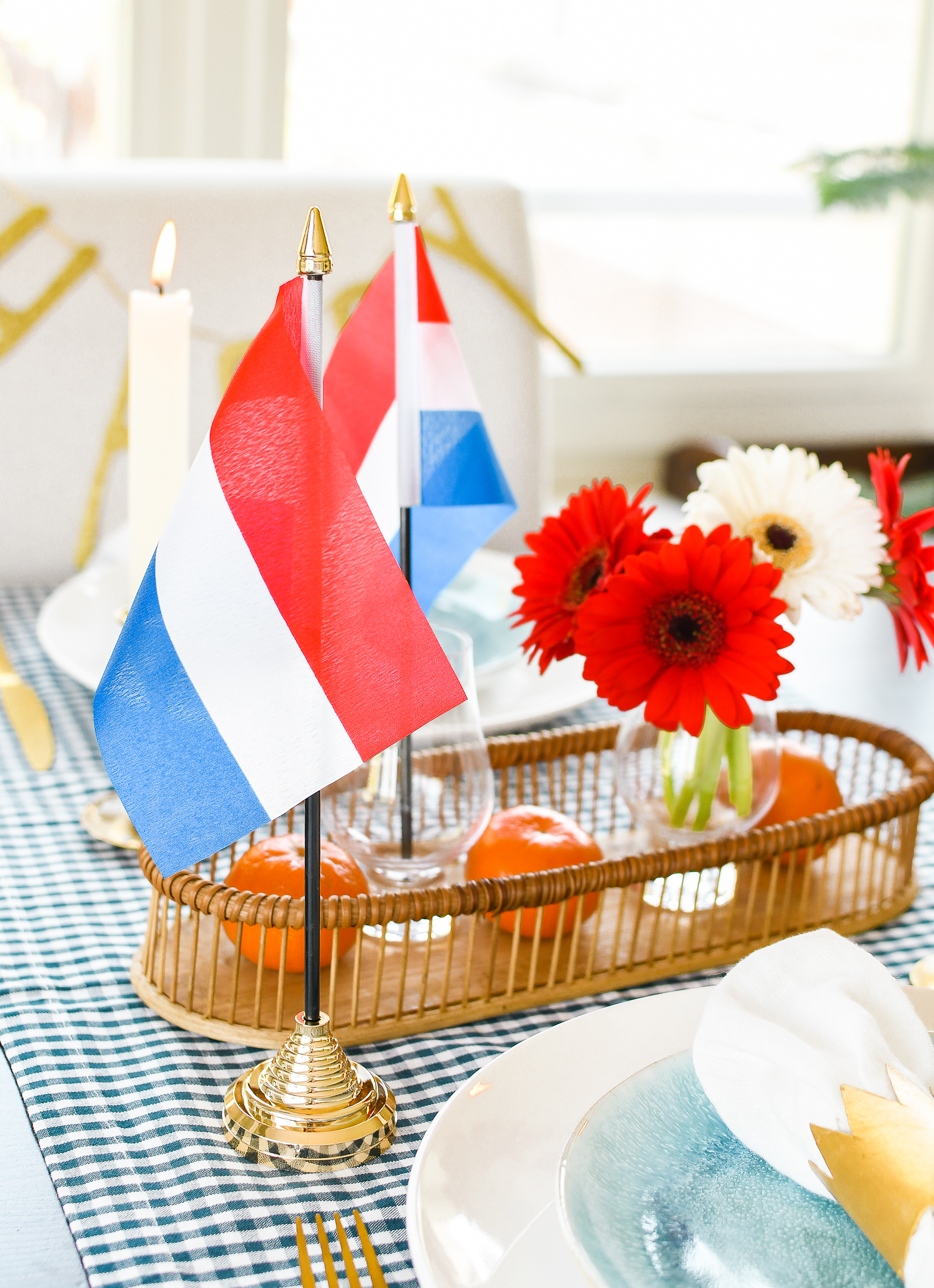 koningsdag decoratie