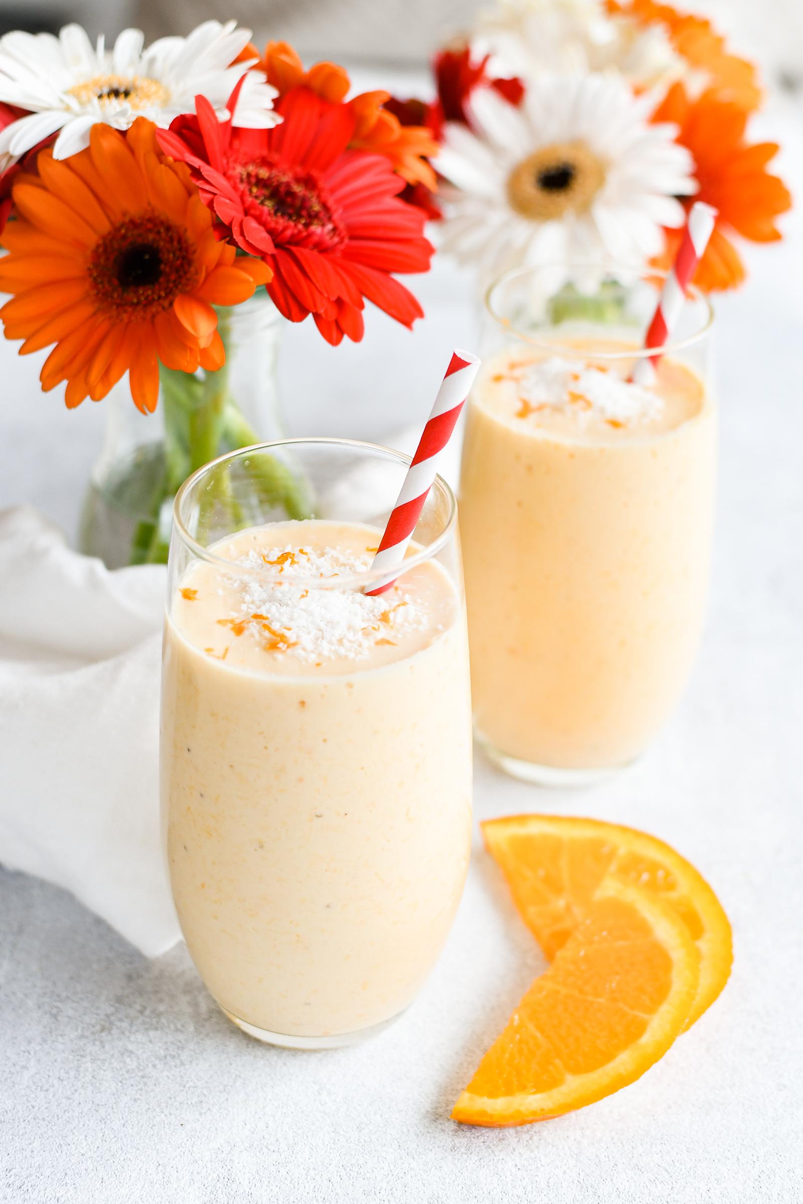 oranje smoothie