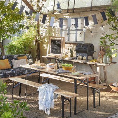Je balkon of dakterras gezellig inrichten: tips & ideeën