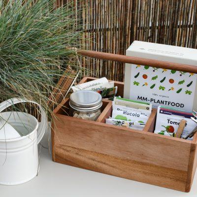 Toffe moestuingadgets & zaaiplan maken | MOESTUINDAGBOEK #1