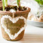 Simpele versiering voor Valentijnsdag maken