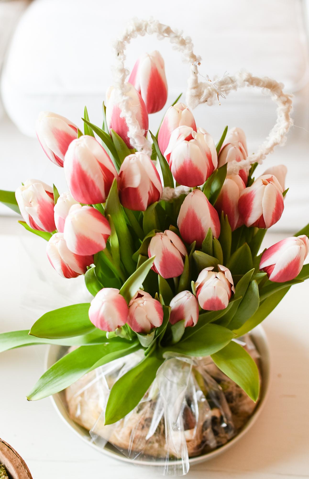 Versiering voor Valentijnsdag hartjes maken