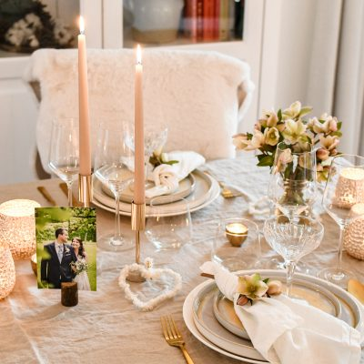 15 romantische activiteiten voor thuis + Valentijnstafel