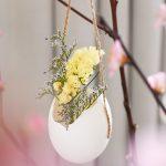 DIY | ornamenten van eierschaal maken
