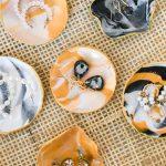 DIY | Sieraden-schaaltjes van Fimo klei