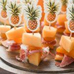 Oranje hapjes voor een oranje feestje!