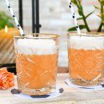 Orange Sour ~ oranje cocktail voor het EK Voetbal