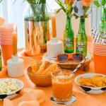 EK Voetbal versiering | Ideetjes voor een oranje voetbalfeest!