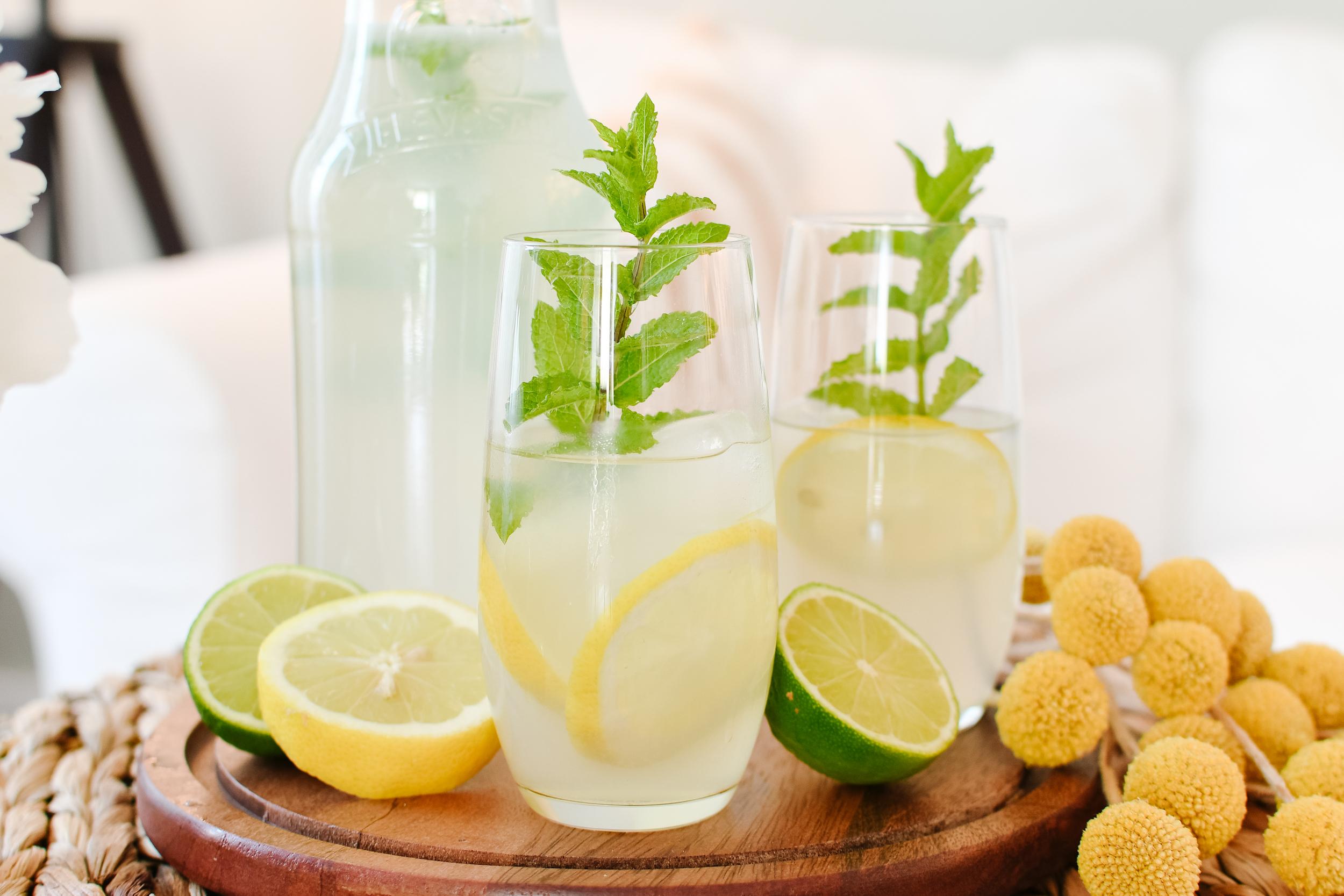 citroenlimonade maken