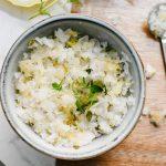 Recept | citroenzout met tijm