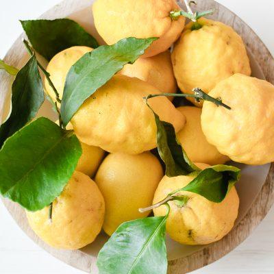 Decoreren met citroenen & de leukste citroen woondecoratie