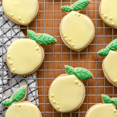 WIN!! Handgemaakte citroenkoekjes van Sweet Appetite