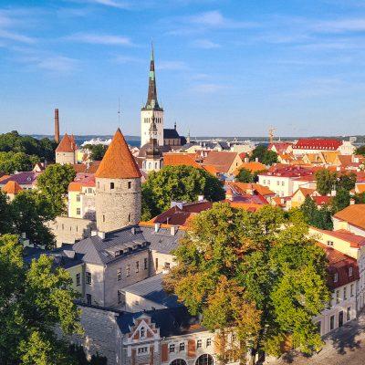 Citytrip naar Tallinn
