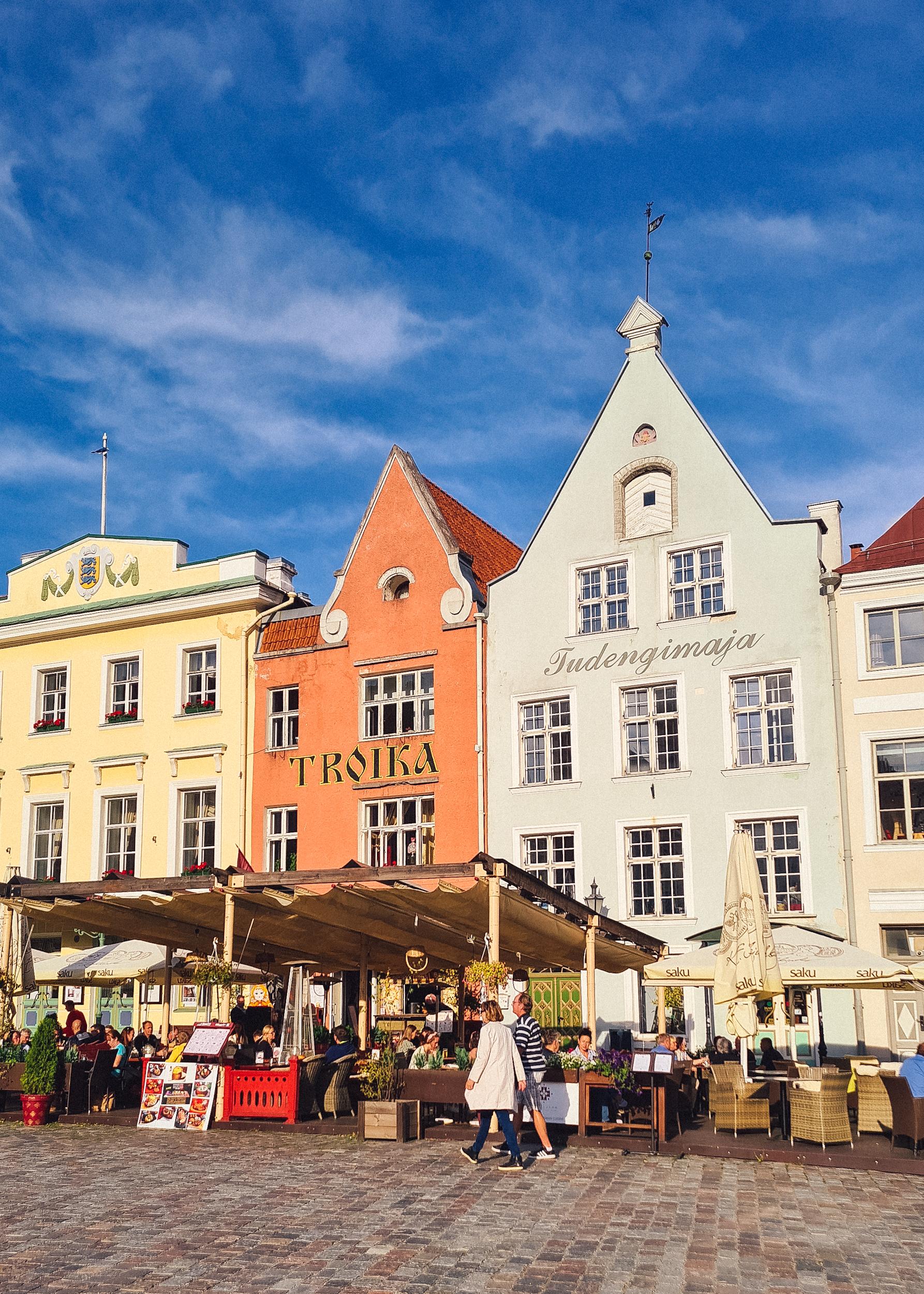 citytrip naar Tallinn tips en to do's